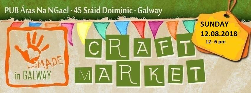 Craft Market, Handmade in Galway