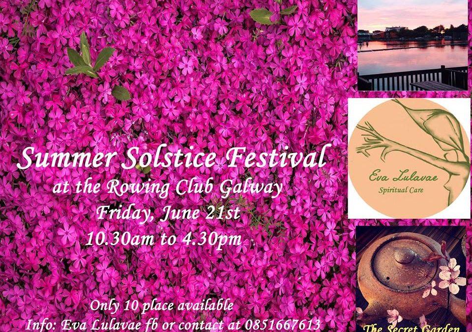 Summer Solstice Festival 21/06