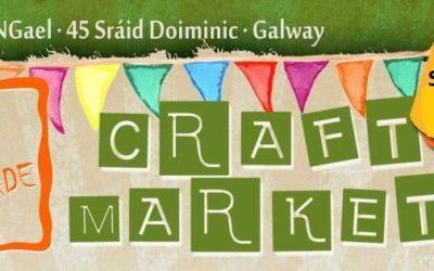 Craft Market, Handmade in Galway 20/07
