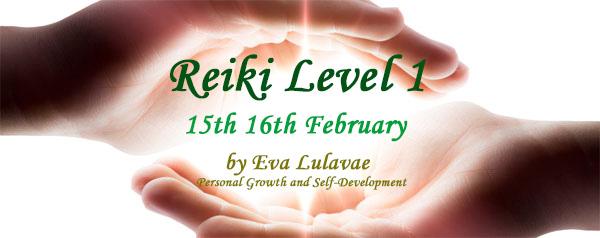 Reiki News… 20/02