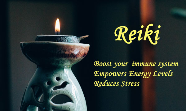 What to expect during a Reiki treatment 31/03